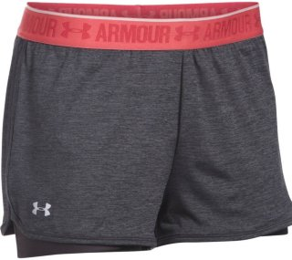 Under Armour HeatGear 2-in-1 Shorty (Dame)