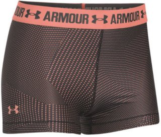 Under Armour HeatGear Printed Shorty (Dame)