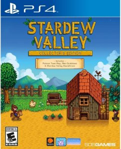 Stardew Valley til Playstation 4