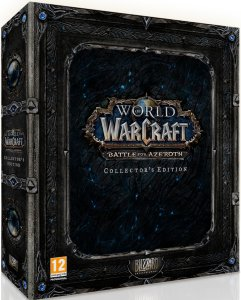 World of Warcraft: Battle for Azeroth Collectors Edition til PC