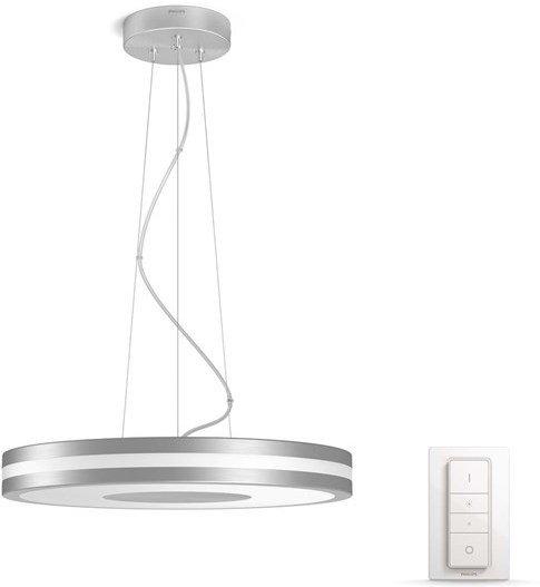 Philips Hue White Ambiance Being hengende taklampe (hvit