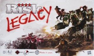 Risk Legacy Brettspill