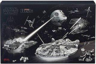 Risk Star Wars Black Edition Brettspill