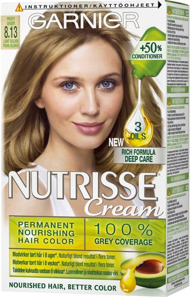 Garnier Nutrisse Cream