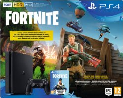 Sony Playstation 4 Slim 500GB Fortnite