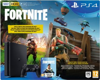 Sony Playstation 4 Slim 500GB Fortnite
