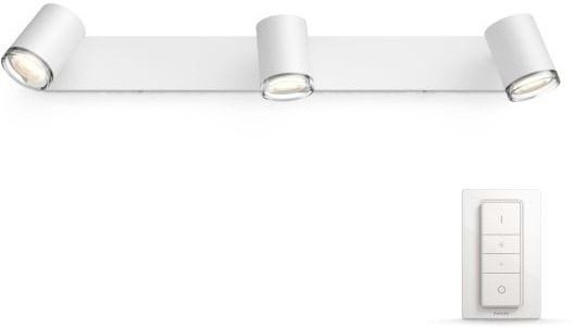 Philips Hue White Ambiance Adore Bathroom 3-Spot