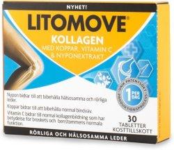 Litomove Kollagen tabletter 30 stk