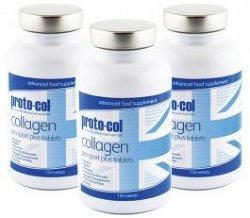 proto-col collagen pro sport plus 150 stk 3pk