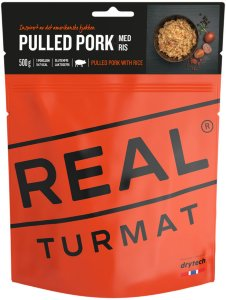 Real Turmat Pulled Pork