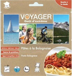 Voyager Pasta Bolognese