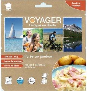 Voyager Potetmos med skinke