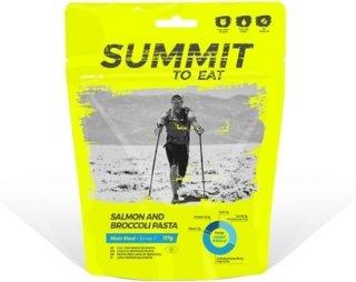 Summit To Eat Salmon Broccoli Pasta