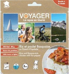 Voyager Ris og baskisk kylling