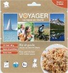 Voyager Ris og kylling med smørsaus