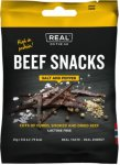 Real Turmat Beef Snacks Salt og Pepper