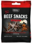 Real Turmat Beef Snacks Chili og Hvitløk