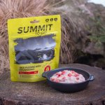 Summit To Eat Rice Pudding