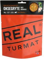 Real Turmat Oksegryte Med Brokkoli