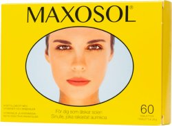 Maxosol 60 stk