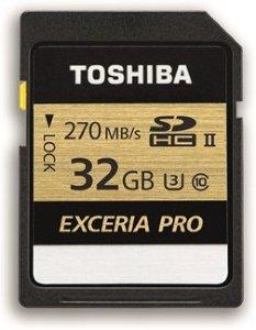 Toshiba Exceria Pro N501 32GB