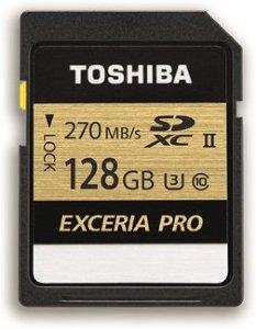 Toshiba Exceria Pro N501 128GB