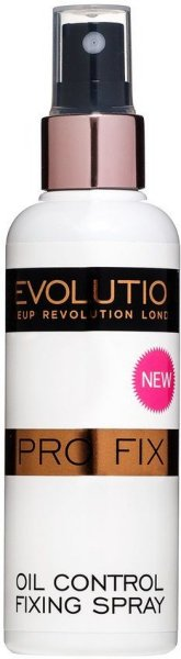 Makeup Revolution Pro Fix Oil Control Fixing Spray