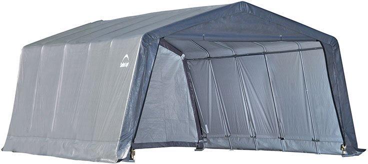 Shelter Logic Garasjetelt GOP 23m2