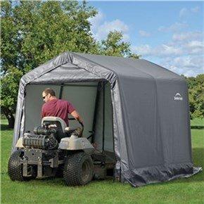 Shelter Logic Lagertelt 6m2