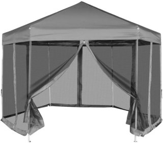 VidaXL Pop-up Partytelt 3,6x3,1m