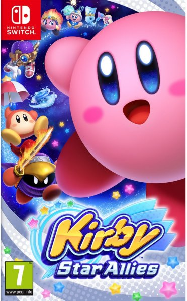 Kirby: Star Allies til Switch