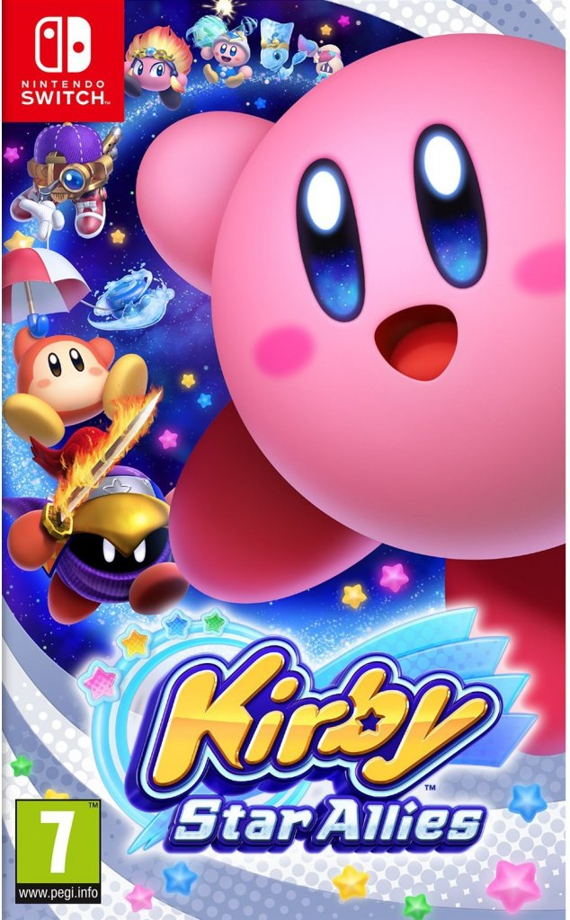 Nintendo Kirby: Star Allies