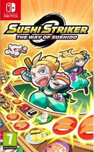 Sushi Striker: The Way of Sushido til Switch