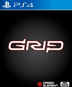 Grip til Playstation 4