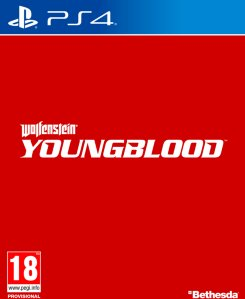Wolfenstein: Youngblood til Playstation 4