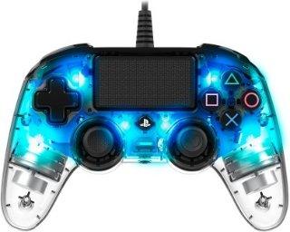 Nacon Compact Controller PS4 Svart Perfekt for små hender m