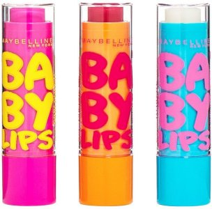 Maybelline Baby Lips Gift SetTrio