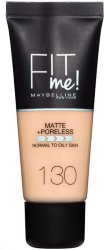 Maybelline Fit Me Makeup Matte + Poreless Foundation 30ml