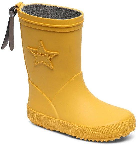 Bisgaard gule sko barn støvler, sammenlign priser og kjøp på