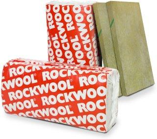 Rockwool Flexi A-Plate 198mm