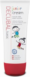 Decubal Junior Cream 200ml