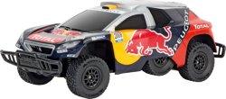 Carrera RC Peugeot Red Bull Dakar