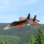 RC-Factory F-22 Raptor