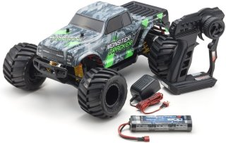 Kyosho Monster Tracker T1