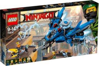 LEGO Ninjago 70614 Lightning Jet