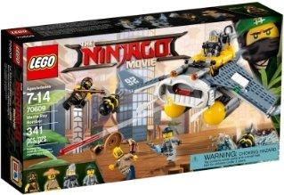 LEGO Djevelrokkebomber