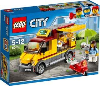 LEGO Pizzabuss