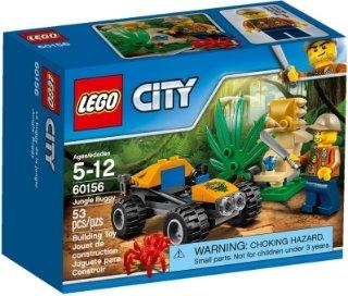 LEGO Jungelbuggy