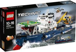 LEGO Utforskningsfartøy
