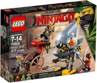 LEGO Pirajaangrep